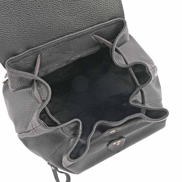 【LONGCHAMP】LE FOULONNE HERREN小牛皮後背包(黑色) 1550021047