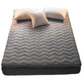 加厚保暖珊瑚絨榻榻米床墊學生宿舍被單人海綿雙人床褥子Igo  coco衣巷