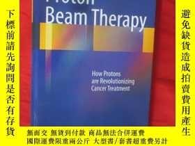 二手書博民逛書店Proton罕見Beam Therapy (小16開,硬精裝 )