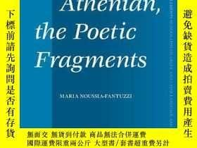 二手書博民逛書店Solon罕見The Athenian, The Poetic FragmentsY364682 Maria