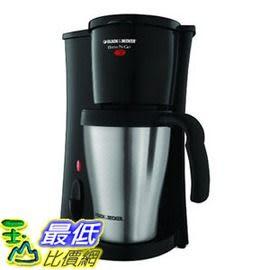 [104美國直購] 美國百工 Black Decker 15oz 不鏽鋼 隨行杯式咖啡機 DCM18S 自動關機