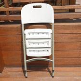 尚易家具 戶外折疊椅 休閒椅子 培訓椅 會議椅 擺地攤桌椅 宣傳椅igo『小琪嚴選』