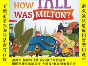 二手書博民逛書店How罕見Tall Was Milton? (I Wonder