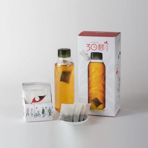 Teascovery 發現茶~尋尋覓蜜紅品嘗款(茶包8入 發現茶Tritan瓶1只)
