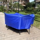 防塵佈 戶外傢俱防塵罩子傘桌椅防雨遮陽灰...