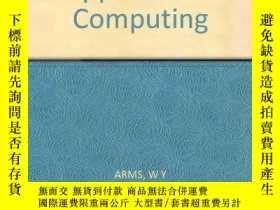 二手書博民逛書店A罕見Practical Approach to Computi