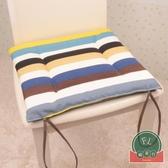 全棉印花帆布坐墊凳子椅墊沙發座墊【福喜行】
