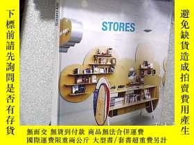 二手書博民逛書店STYLISH罕見STORES Visual Gusto For