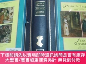 二手書博民逛書店Pride罕見And Prejudice Sense And Sensibility (16開精裝)Y1950