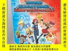 二手書博民逛書店Pokemon罕見Trainer Activity Book: Journey to the Kalos Regi