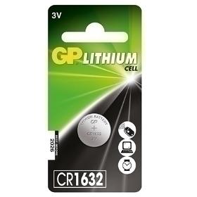 【鼎立資訊】GP鋰電池CR1632