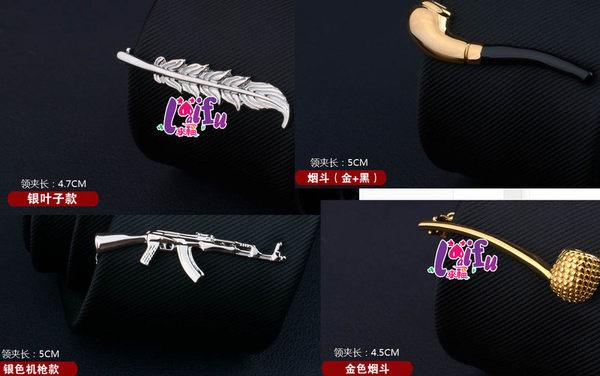 ★草魚妹★k756領帶夾特別版領帶夾領夾,售價350元