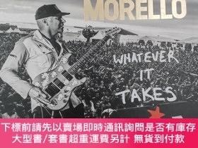 二手書博民逛書店Tom罕見morello whatever it takes 湯姆·莫雷洛畫冊Y19139 Tom Morel