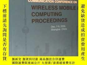 二手書博民逛書店WIRELESS罕見MOBILE COMPUTING PROCEEDINGSY162251 ISBN:97