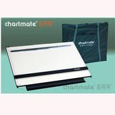 恰德美高級磁性攜帶型製圖板(A1加大尺寸:66*90 cm 適用證照考試!! 經濟型)附背袋