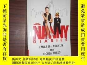 二手書博民逛書店The罕見Nanny Diaries: A Novel ISBN