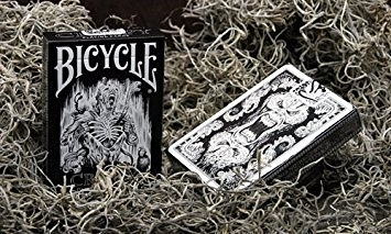 【USPCC 撲克】BICYCLE CREEPY PLAYING CARDS 異形