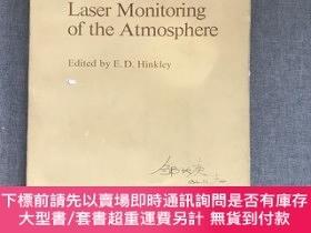 二手書博民逛書店Laser罕見Monitoring of the AtmosphereY375787 E.D.Hinkley