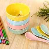 碗 可愛卡通碗筷套裝家用親子碗米飯碗日式禮品餐具禮盒套裝批髮  萌萌