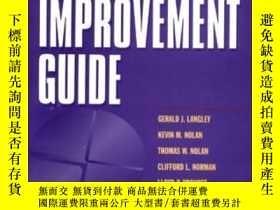 二手書博民逛書店The罕見Improvement GuideY255562 Langley, Gerald J. (edt)