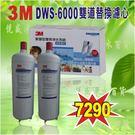 3M DWS6000-ST智慧型雙效淨水...