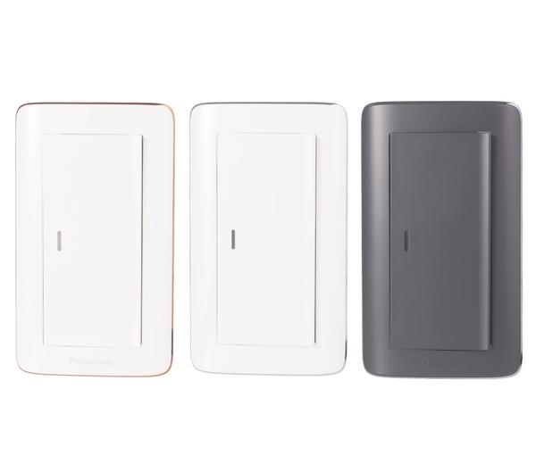 國際牌 Panasonic RISNA 系列 插座用瞬瞬蓋板 WTRF6803WQ WTRF6803WS 一連用三個用