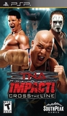 PSP TNA 摔角聯盟(美版代購)