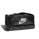 Nike 手提包 Brasilia Training Convertible Duffel Bag 黑 白 男女款 後背 兩用 運動 【ACS】 BA6395-010