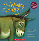 【歌唱繪本有聲書】THE WONKY DONKEY /英文繪本附CD《主題: 自我認同.幽默》