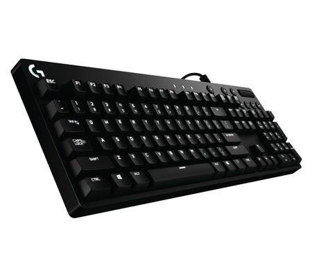 [富廉網] 羅技 Logitech  G610 Orion Blue 背光機械遊戲鍵盤(青軸)