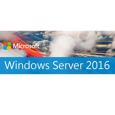 ◤全新品 含稅 免運費◢ Windows Server 2016 64位元 中文隨機版