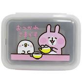 卡娜赫拉不鏽鋼隔熱方餐盒-喝茶【愛買】