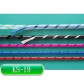 KSS KS-19 捲式結束帶(PE)  白 10M