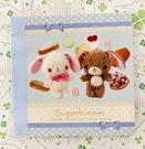 【震撼精品百貨】Sugarbunnies 蜜糖邦尼~三麗鷗蜜糖邦尼迷你貼紙本#36130