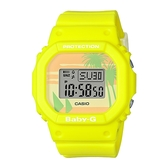 CASIO 卡西歐 手錶專賣店 BABY-G BGD-560BC-9 海灘風情電子錶 防水200米 BGD-560BC