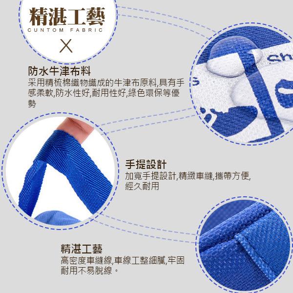 手提透明鞋袋 防水透氣 鞋包鞋袋 收納鞋袋 旅行鞋整理包 鞋子收納袋 手提鞋盒(79-0882)