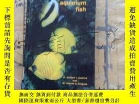 二手書博民逛書店SAITWATER罕見AQUARIUM FISHY252403