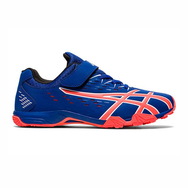 Asics Lazerbeam Spike [1154A068-400] 大童鞋 運動 休閒 慢跑 耐磨 透氣 穿搭 藍