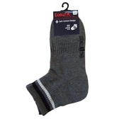 EF直角運動襪-灰(22~24cm)【愛買】