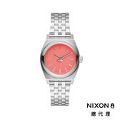 NIXON SMALL TIME TELLER 極簡迷你錶款 能量橘 潮人裝備 潮人態度 禮物首選