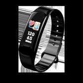 運動計步智慧手環拍照防水情侶手錶多功能蘋果華為小米 韓慕精品
