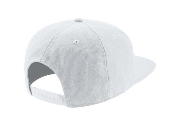 (特價) NIKE SWOOSH PRO SNAPBACK 棒球帽 639534-100 白色 NIKE勾勾 電繡 可調後扣 【代購】