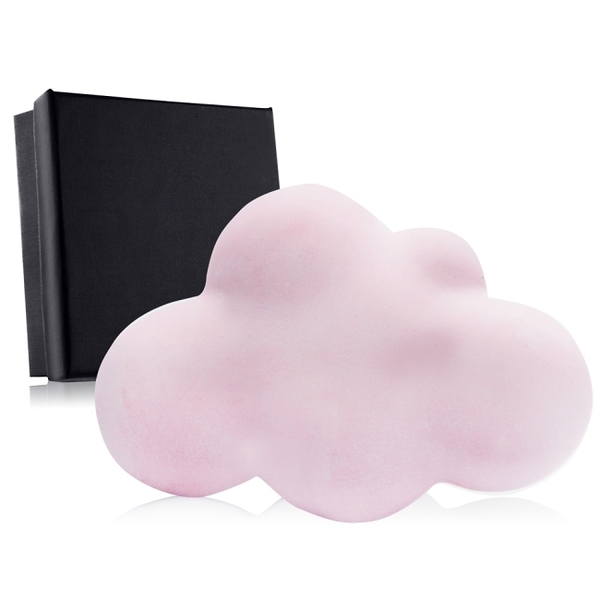 O'Pretty 歐沛媞 室內/車用 香氛擴香石擺飾-粉色雲朵