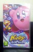 Nintendo Switch NS 星之卡比 星星聯盟 (有中文)