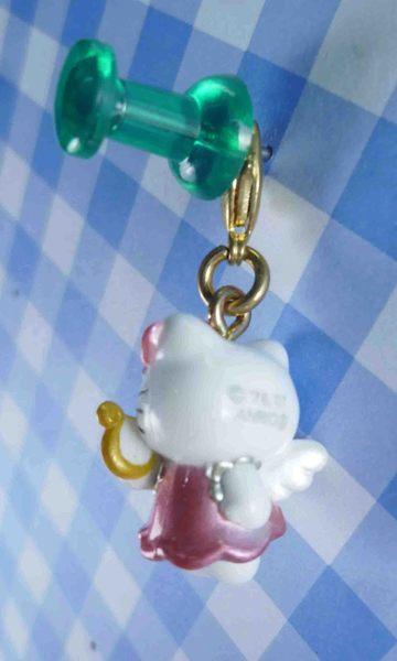 【震撼精品百貨】Hello Kitty 凱蒂貓~KITTY限定版吊飾拉扣-粉天使