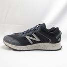 New Balance 越野跑鞋 運動鞋 4E寬楦 MTARISCK 男款 黑x深藍 大尺碼【iSport愛運動】