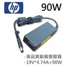 HP 90W充電器 -惠普變壓器 19V,4.74A 8510p,8510w,8710p 8710w,8530p,8530w,8730,TC4446,430, 440