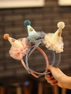 兒童髪飾寶寶周歲生日超仙皇冠髪箍