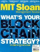 MIT Sloan Management Review 秋季號/2018
