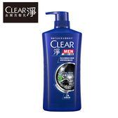 【CLEAR 淨】男士去屑洗髮乳 深層淨碳型 750G_2018